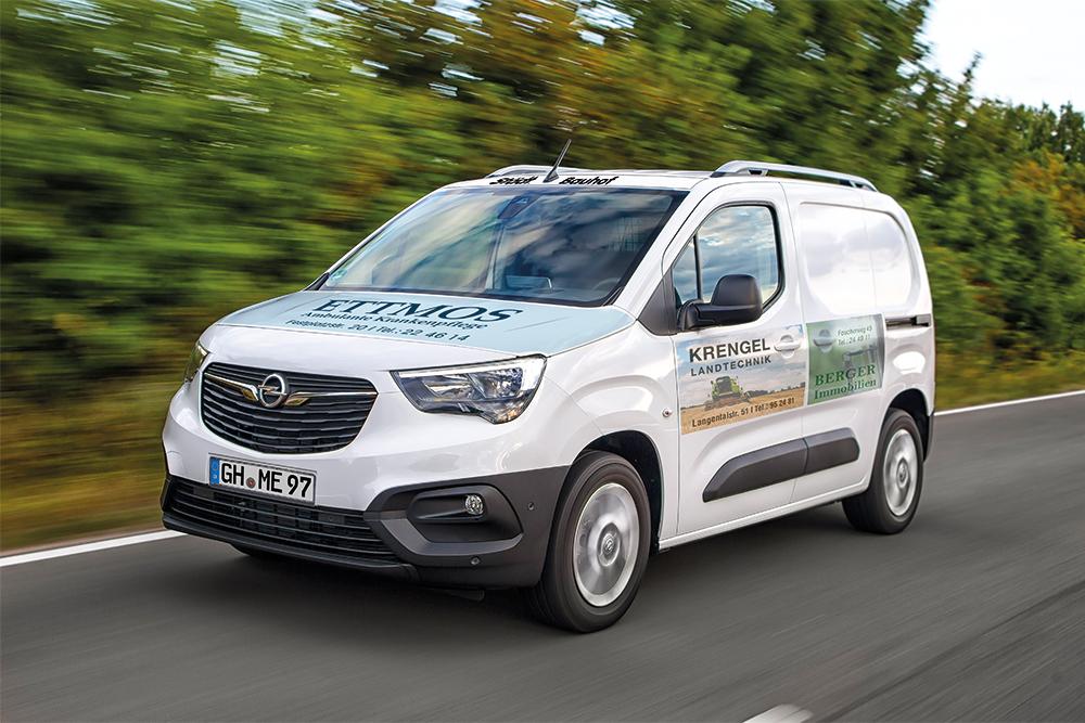 Opel Cargo Selection